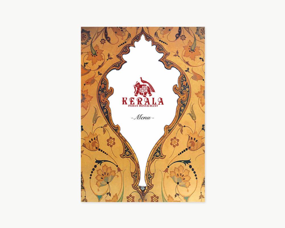 インド料理ケララ(Kerala)様 ランチメニュー・テイクアウトメニュー